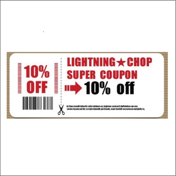 10%OFFクーポン!【ライトニングチョップbyTRANS】