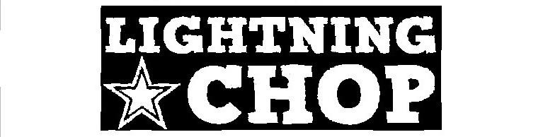 ライトニングチョップbyTRANS ロゴ
