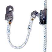 【藤井電工】 親綱式昇降移動用 ロリップSS21-1 【ツヨロン安全帯】