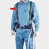【サンコー】 柱上用安全帯補助ランヤード アイ-18W 【タイタン安全帯】