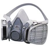 【3M/スリーエム】 防毒マスク 6000 (半面形面体) 【ガスマスク/作業】