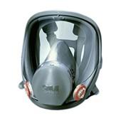 【3M/スリーエム】 防毒マスク 6000F (全面形面体) 【ガスマスク/作業】