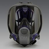 【3M/スリーエム】 防毒マスク FF-400J (全面形面体) 【ガスマスク/作業】