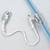 【サンコー】 垂直親綱用グリップ ロープチャック 【タイタン安全帯】