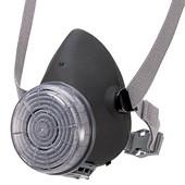 【シゲマツ】 取替え式防塵マスク DR30SC2-RL2 【粉塵/作業/医療用】