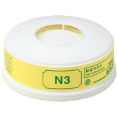 【シゲマツ】 防塵マスク用フィルター N3(1個)【粉塵/作業/医療用】