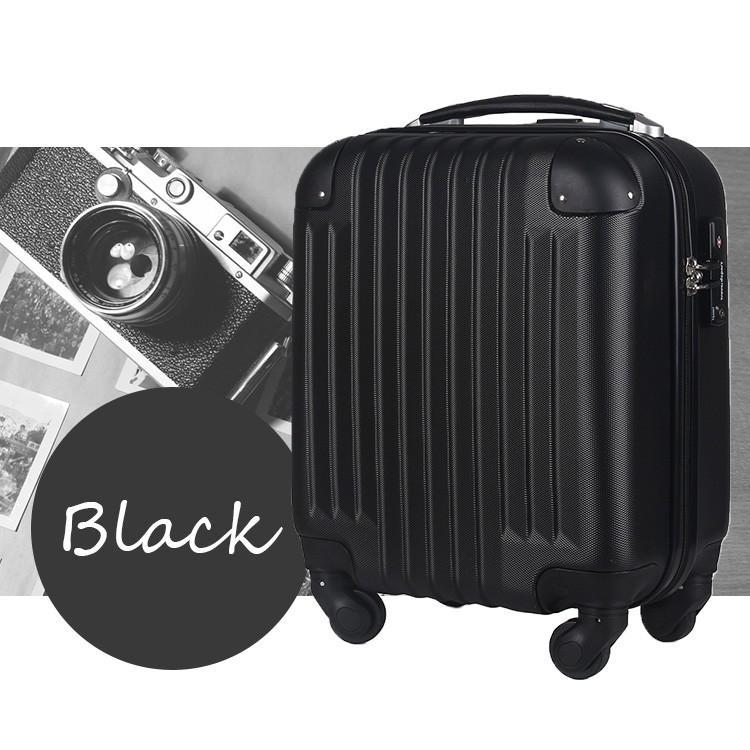 スーツケース 100席未満機内持込 超軽量 安心3年保証 コインロッカー TSAロック搭載 国内旅行  キャリーバッグ 小型 かわいい 人気 travel-depart 12