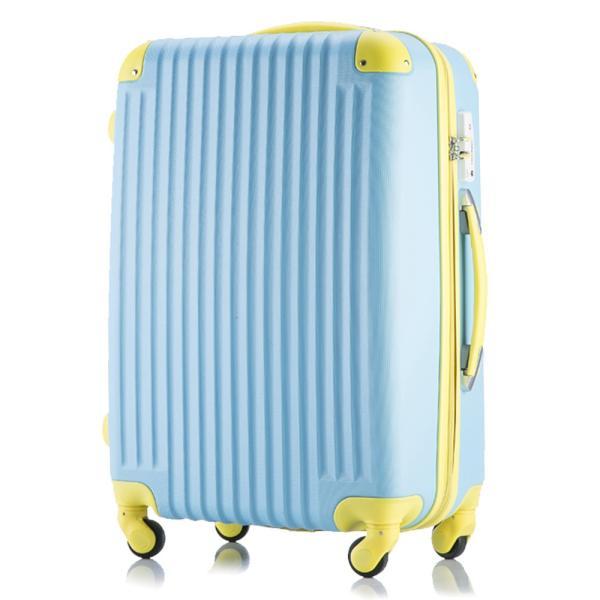 安心3年保証 超軽量スーツケース Mサイズ 中型 TSAロック搭載 海外旅行 キャリーケース キャリーバッグ かわいい トラベルデパート|travel-depart|18