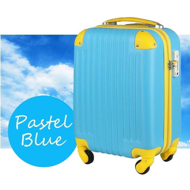 スーツケース 機内持込 LCC対応 超軽量 安心3年保証 SSサイズ TSAロック搭載 国内旅行 キャリーケース  小型 かわいい 人気 送料無料|travel-depart|18