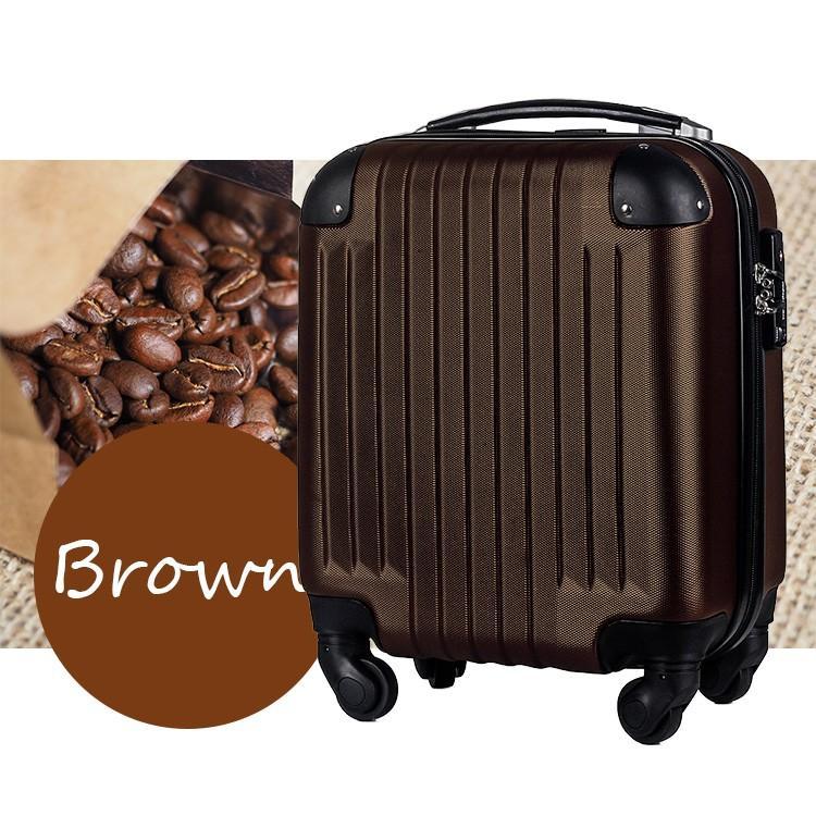 スーツケース 100席未満機内持込 超軽量 安心3年保証 コインロッカー TSAロック搭載 国内旅行  キャリーバッグ 小型 かわいい 人気 travel-depart 20