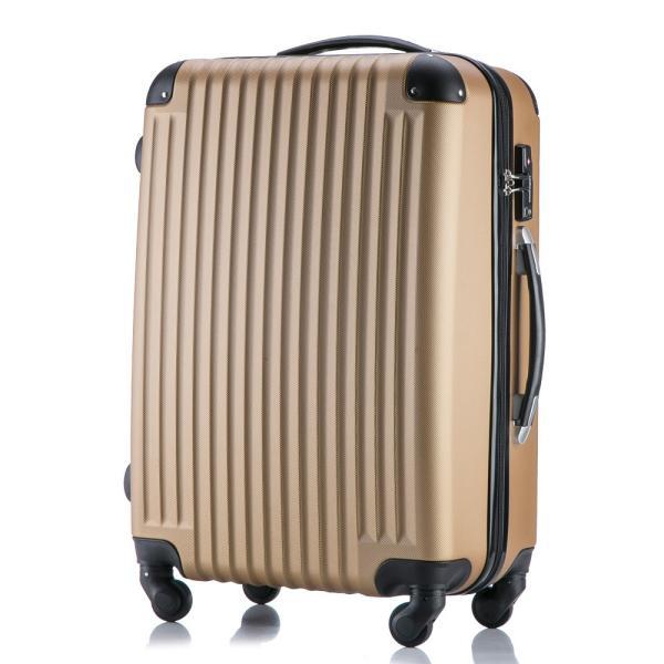 安心3年保証 超軽量スーツケース Mサイズ 中型 TSAロック搭載 海外旅行 キャリーケース キャリーバッグ かわいい トラベルデパート|travel-depart|22