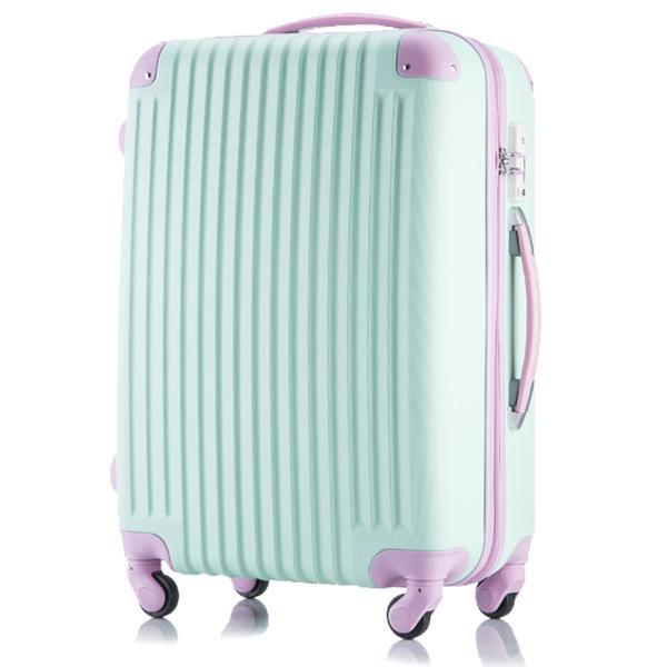 安心3年保証 超軽量スーツケース Mサイズ 中型 TSAロック搭載 海外旅行 キャリーケース キャリーバッグ かわいい トラベルデパート|travel-depart|17