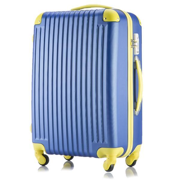 安心3年保証 超軽量スーツケース Mサイズ 中型 TSAロック搭載 海外旅行 キャリーケース キャリーバッグ かわいい トラベルデパート|travel-depart|16