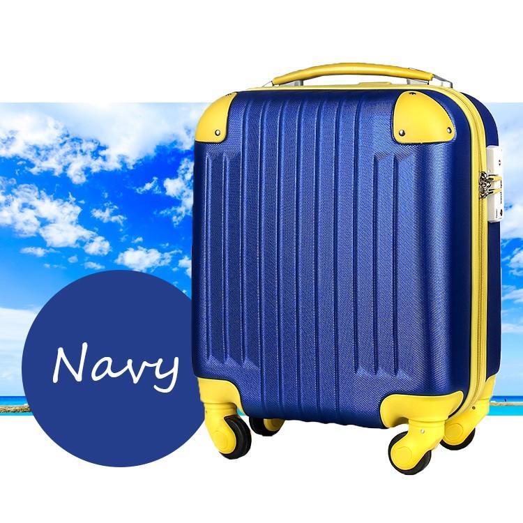スーツケース 100席未満機内持込 超軽量 安心3年保証 コインロッカー TSAロック搭載 国内旅行  キャリーバッグ 小型 かわいい 人気 travel-depart 16