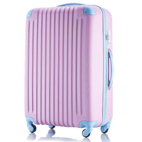 安心3年保証 超軽量スーツケース Mサイズ 中型 TSAロック搭載 海外旅行 キャリーケース キャリーバッグ かわいい トラベルデパート|travel-depart|15