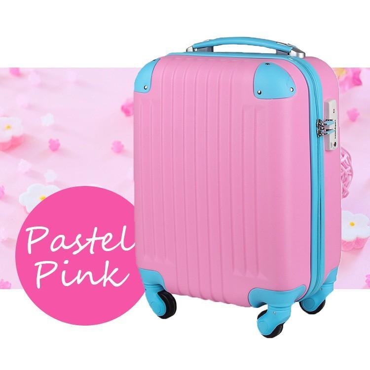 スーツケース 機内持込 LCC対応 超軽量 安心3年保証 SSサイズ TSAロック搭載 国内旅行 キャリーケース  小型 かわいい 人気 送料無料|travel-depart|15