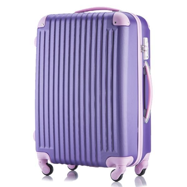 安心3年保証 超軽量スーツケース Mサイズ 中型 TSAロック搭載 海外旅行 キャリーケース キャリーバッグ かわいい トラベルデパート|travel-depart|19
