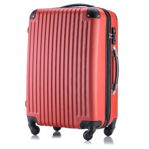 安心3年保証 超軽量スーツケース Mサイズ 中型 TSAロック搭載 海外旅行 キャリーケース キャリーバッグ かわいい トラベルデパート|travel-depart|21
