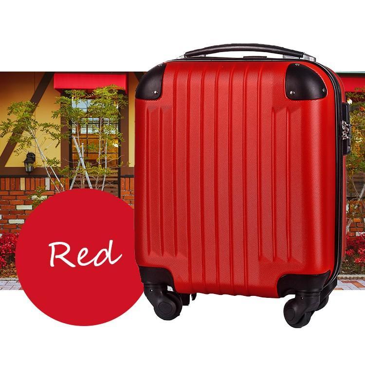 スーツケース 100席未満機内持込 超軽量 安心3年保証 コインロッカー TSAロック搭載 国内旅行  キャリーバッグ 小型 かわいい 人気 travel-depart 21