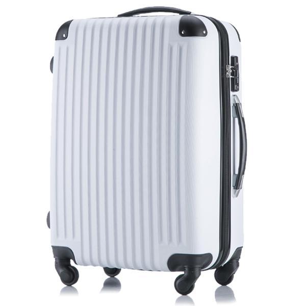 安心3年保証 超軽量スーツケース Mサイズ 中型 TSAロック搭載 海外旅行 キャリーケース キャリーバッグ かわいい トラベルデパート|travel-depart|11