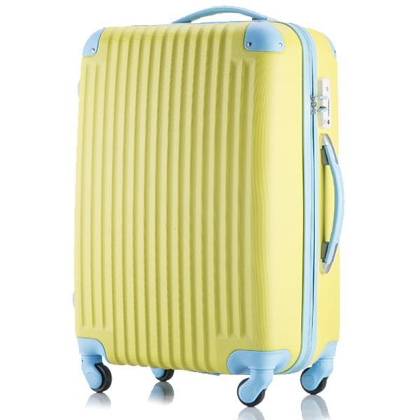 安心3年保証 超軽量スーツケース Mサイズ 中型 TSAロック搭載 海外旅行 キャリーケース キャリーバッグ かわいい トラベルデパート|travel-depart|14