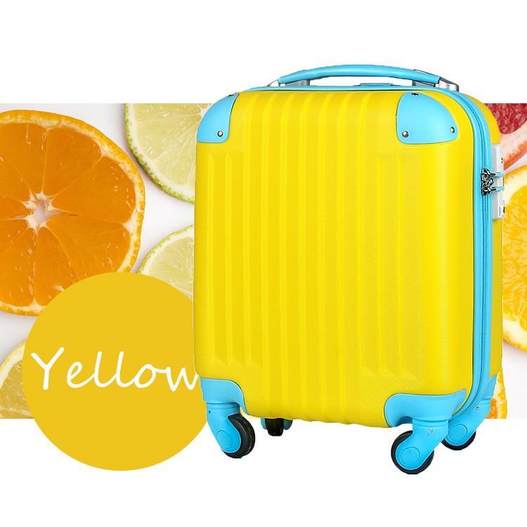 スーツケース 100席未満機内持込 超軽量 安心3年保証 コインロッカー TSAロック搭載 国内旅行  キャリーバッグ 小型 かわいい 人気 travel-depart 14