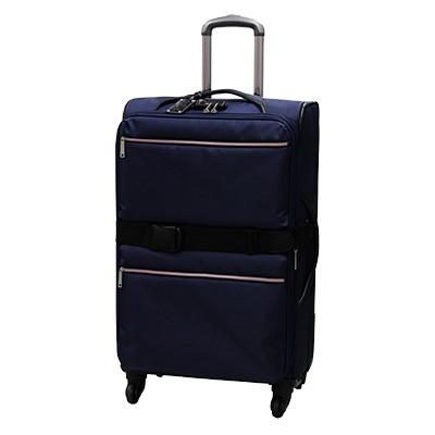 アリコベール MA-F ソフトキャリー 【68cm】  大型スーツケース