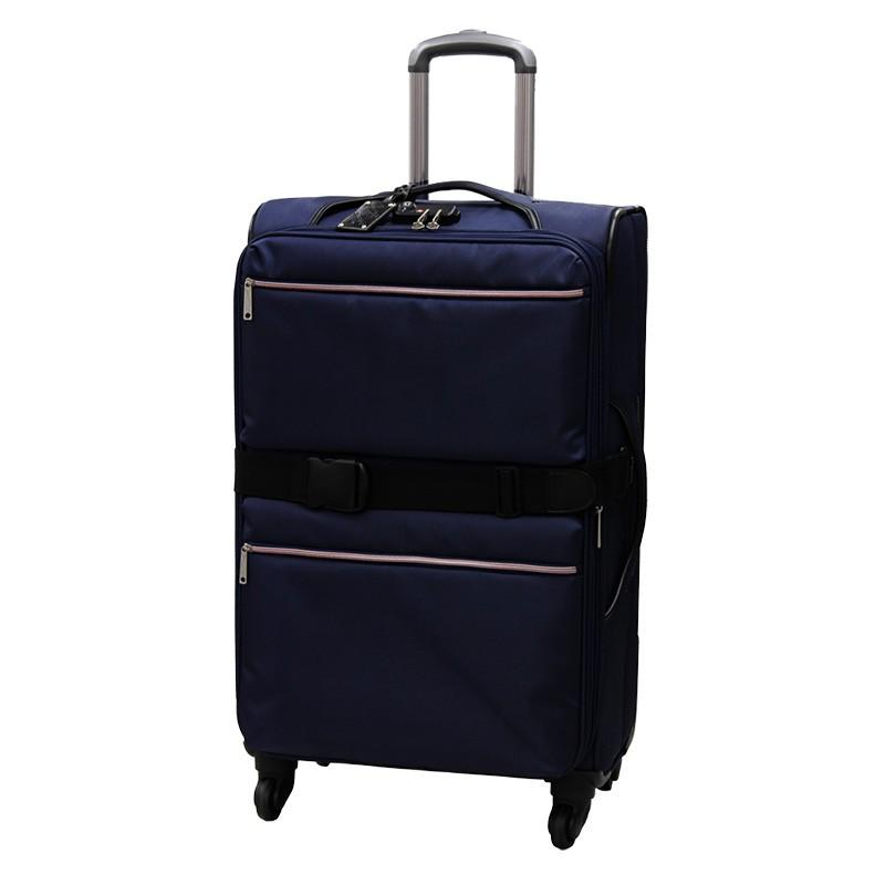 アリコベール MA-F ソフトキャリー 【68cm】| 大型スーツケース