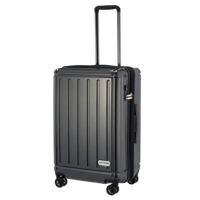 アウトドア スーツケース 機内持ち込み ファスナーキャリー 【50cm】 OD-0757