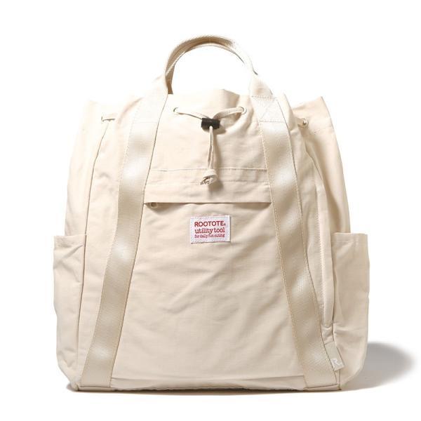 cf8c69b11d77 ROOTOTE ルートート セオルー TALL-A リュック 3194 デイパック バッグ おしゃれ トートバッグ 巾着型 A4