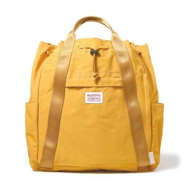 18c745b6a80b ... ROOTOTE ルートート セオルー TALL-A リュック 3194 デイパック バッグ おしゃれ トートバッグ 巾着型 A4