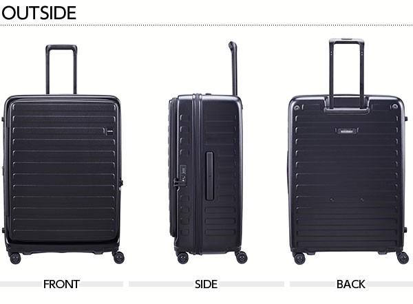 ロジェール|スーツケース|N.CUBO-EL ハードキャリー|大型サイズ