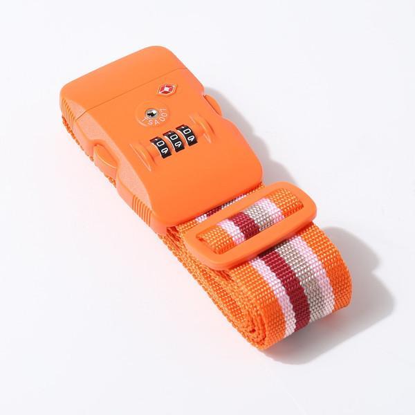 【同時購入専用商品】TSAロック搭載!おしゃれなスーツケースベルト スーツケース対応 SB791|travelworld|06