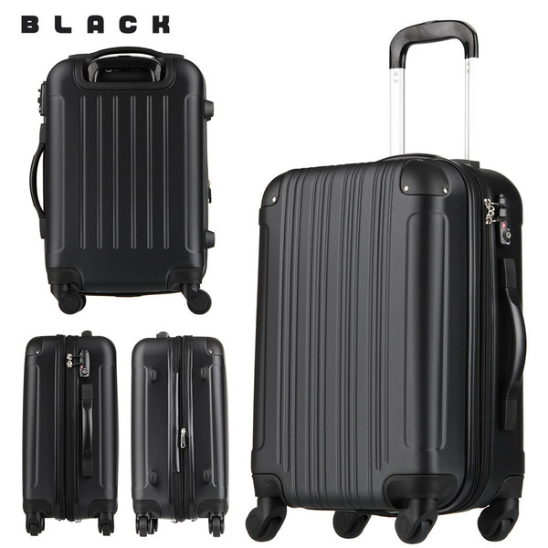 340a552545 安心1年保証 超軽量スーツケース Lサイズ 大型 TSAロック搭載 長期旅行 ...