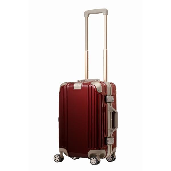 アウトレット スーツケース キャリーケース キャリーバッグ トランク 小型 軽量 Sサイズ 機内持ち込み おしゃれ 静音 ハード フレーム ビジネス 8輪 B-5509-48|travelworld|19