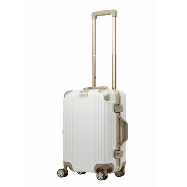 アウトレット スーツケース キャリーケース キャリーバッグ トランク 小型 軽量 Sサイズ 機内持ち込み おしゃれ 静音 ハード フレーム ビジネス 8輪 B-5509-48|travelworld|18