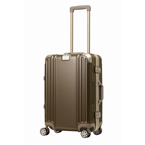 アウトレット スーツケース キャリーケース キャリーバッグ トランク 中型 軽量 Mサイズ おしゃれ 静音 ハード フレーム ビジネス 8輪 B-5509-57 travelworld 21
