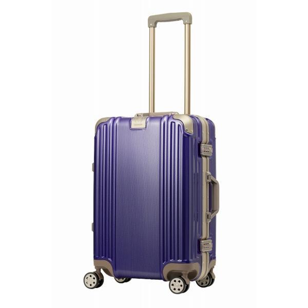 アウトレット スーツケース キャリーケース キャリーバッグ トランク 中型 軽量 Mサイズ おしゃれ 静音 ハード フレーム ビジネス 8輪 B-5509-57 travelworld 25