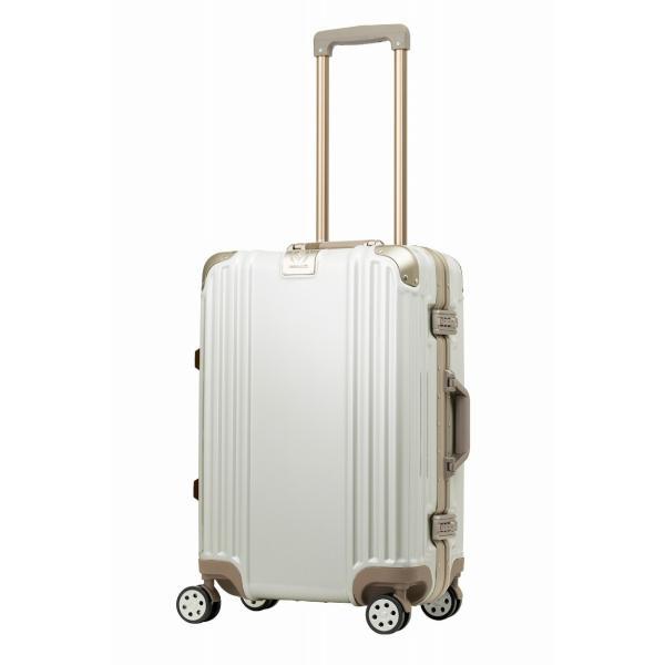 アウトレット スーツケース キャリーケース キャリーバッグ トランク 中型 軽量 Mサイズ おしゃれ 静音 ハード フレーム ビジネス 8輪 B-5509-57 travelworld 18