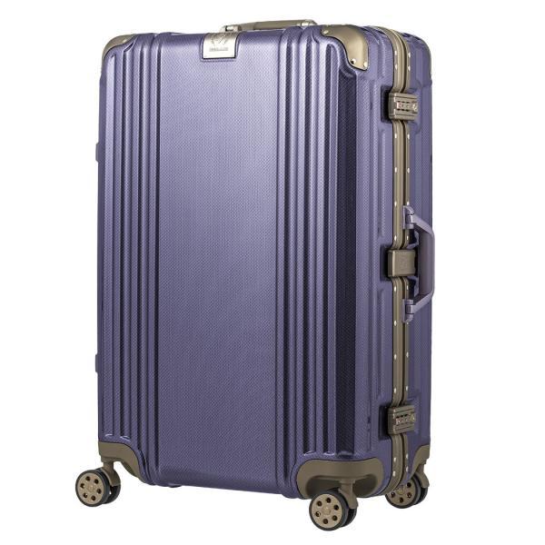 スーツケース キャリーケース キャリーバッグ トランク 大型 軽量 Lサイズ おしゃれ 静音 ハード フレーム ビジネス 8輪 5509-70|travelworld|24