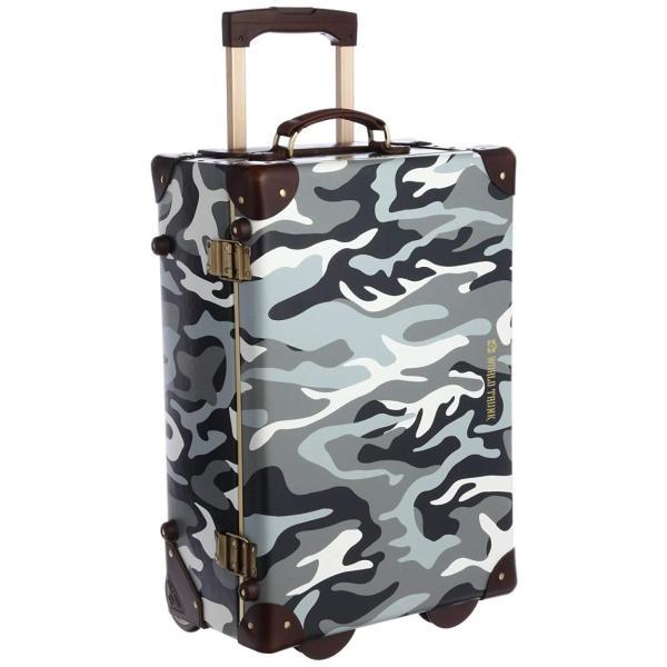 アウトレット トランクケース アンティーク おしゃれ かわいい レトロ 機内持ち込み 小型 キャリーケース スーツケース B-7301-50|travelworld|06