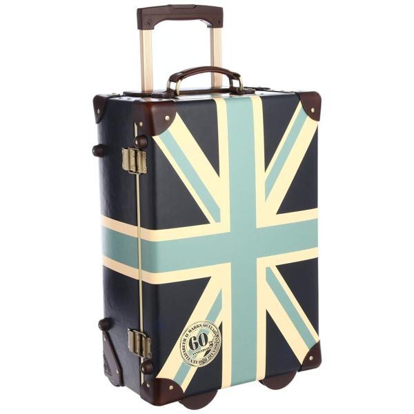 アウトレット トランクケース アンティーク おしゃれ かわいい レトロ 機内持ち込み 小型 キャリーケース スーツケース B-7301-50|travelworld|05