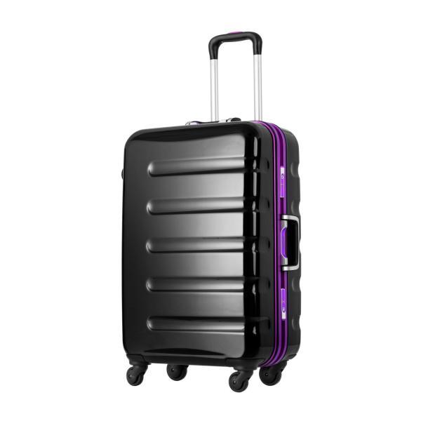 スーツケース キャリーケース キャリーバッグ トランク 中型 軽量 Mサイズ おしゃれ 静音 ハード フレーム ビジネス 6016-60|travelworld|16