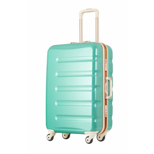 スーツケース キャリーケース キャリーバッグ トランク 中型 軽量 Mサイズ おしゃれ 静音 ハード フレーム ビジネス 6016-60|travelworld|20