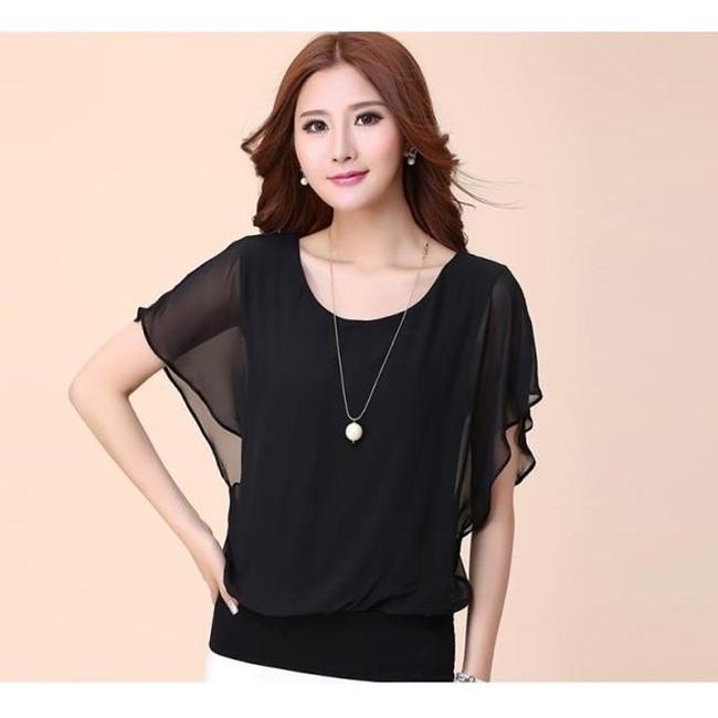 Tシャツ レディース 丸ネック 半袖 to1-196|treasure-house2|10