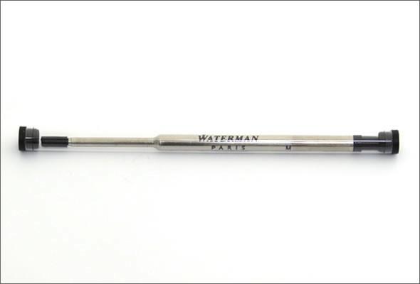 ウォーターマン  替え芯 M(中字) ボールペンリフィール ブラック M