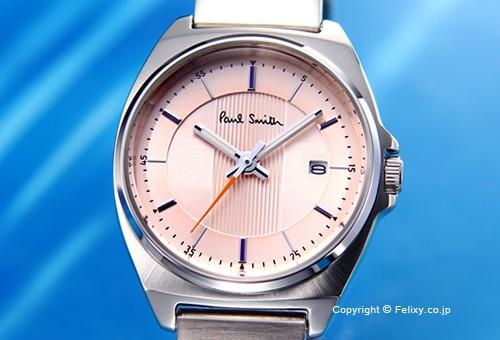 【PAUL SMITH】ポールスミス 腕時計 New Closed Eyes Mini (ニュークローズド アイズ ミニ) ライトピンク BB6-114-93