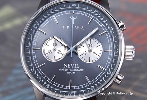 【TRIWA】トリワ 腕時計 Ash Nevil (アッシュ ネビル) NEST110-SC010212