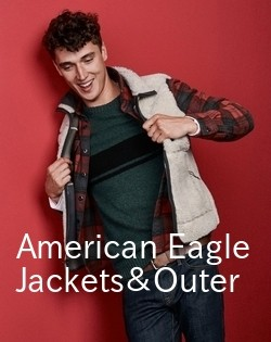 アメリカンイーグル メンズ ジャケットアウター