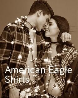 アメリカンイーグル メンズ シャツ